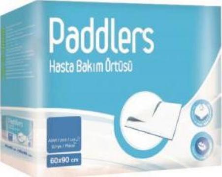 Aleze, protectii pentru pat, Paddlers, 90cm x 60 cm, 90 buc