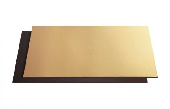 Planseta groasa dreapta auriu/negru 50x70cm de la Cristian Food Industry Srl.