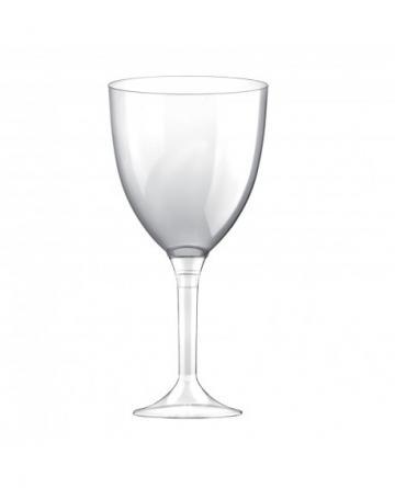 Pahar transparent apa-vin Maxi 300cc 20 buc/set de la Cristian Food Industry Srl.