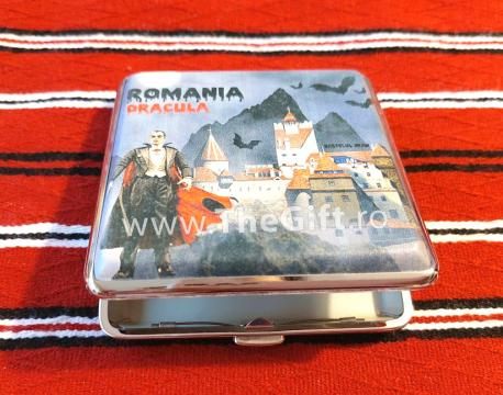 Tabachera suvenir, Romania Dracula