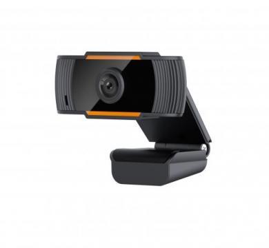 Camera web 720p HD cu microfon incorporat, Well de la Mobilab Creations Srl