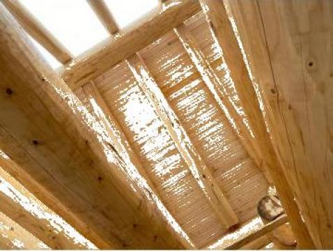 Lambriu lemn de la Miamar Service Srl