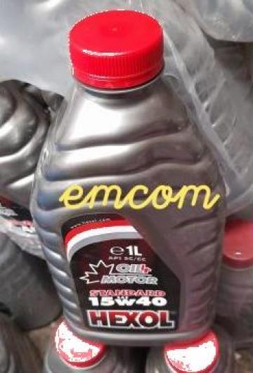Ulei motor 15W40 Hexol 1 litru de la Emcom Invest Serv Srl