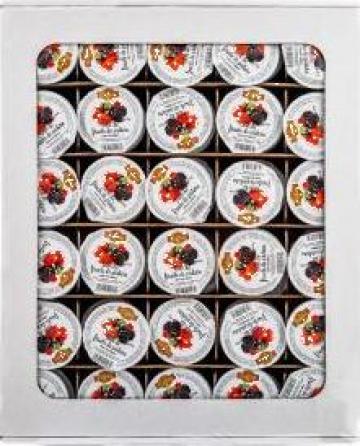 Gem de fructe de padure cutie Edeisa - 20 g x 120 buc