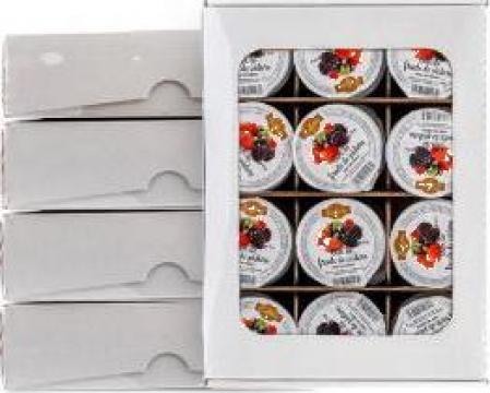 Gem de fructe de padure Edesia - bax 20 g x 576 buc