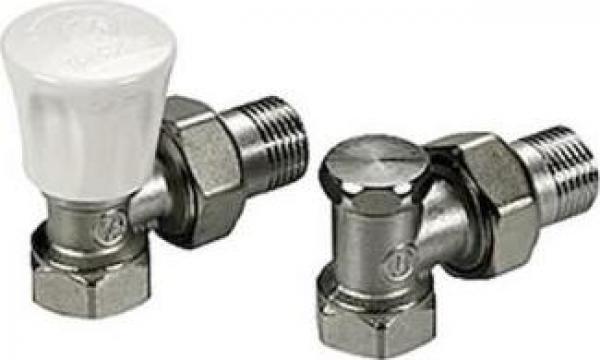 Set robinet retur si tur 1/2 Giacomini R705KX003