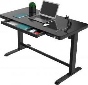 Masa de birou reglabila Hugo de la Maren S.r.l.