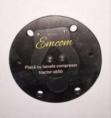 Placa compresor cu lamele tractor U650