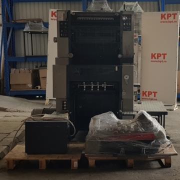 Masina de tipar offset Ryobi 522PF de la Kronstadt Papier Technik Sa