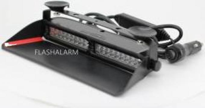 Girofar Flash parbriz F9P 9x2 de la Flashalarm Electric