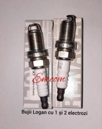 Bujie scanteie Logan / Sandero (2 el) de la Emcom Invest Serv Srl
