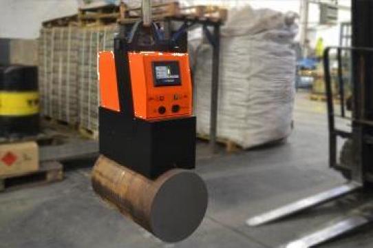 Magnet ridicare profile rotunde de la Adyson Innovation SRL