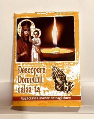 Carte, Descopera Domnului Calea ta de la Candela Criscom Srl.