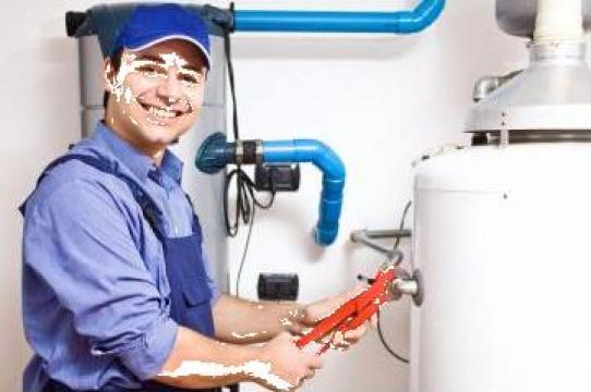 Curs instalator instalatii tehnico-sanitare de la Austing Com Srl