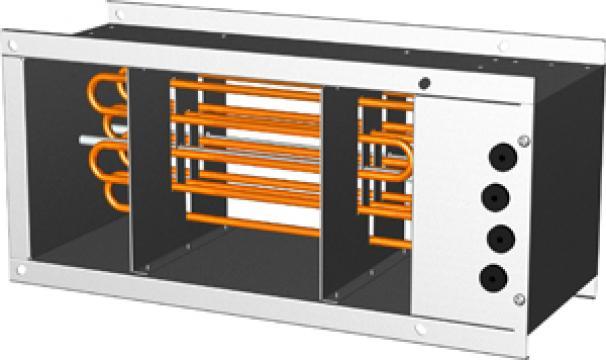 Baterie electrica de incalzire RVE 600-300 (bxh) - 30kw