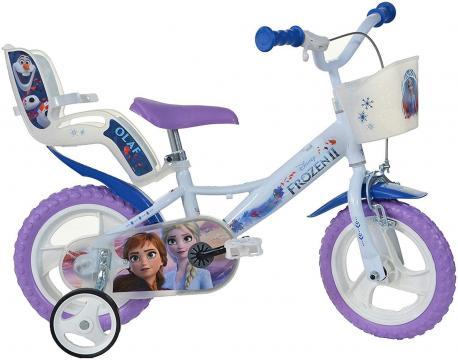 Bicicleta copii 12'' - Frozen de la A&P Collections Online Srl-d