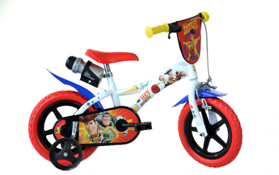 Bicicleta copii 12'' - Toy Story 4 de la A&P Collections Online Srl-d