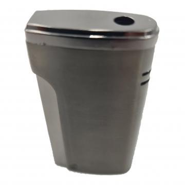 Bricheta metalica, gaz, antivant, cutie, negru de la Dali Mag Online Srl