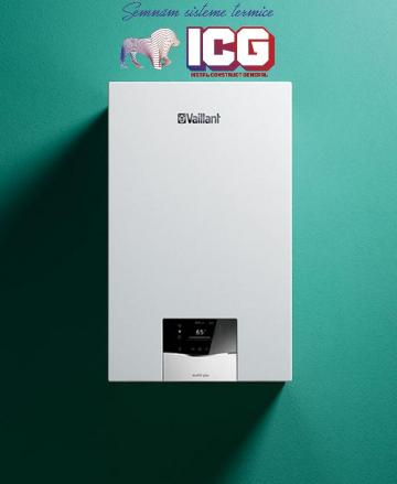 Centrala termica Vaillant VUW 26CS/1-5 ecoTEC plus de la ICG Center