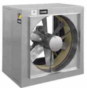 Ventilator axial extractor de fum CJTHT- 90-4/8T-9Plus