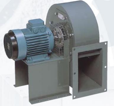 Ventilator centrifugal 400grd CRMT/4- 500/205 11Kw de la Ventdepot Srl