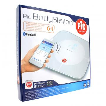 Cantar electronic multifunctional BodyStation 6 in 1 (cu