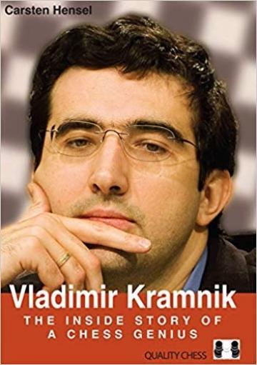 Carte, Vladimir Kramnik - Inside Story of a Chess Genius de la Chess Events Srl