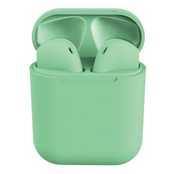 Casti Wireless Stereo inPods12 verde fara fir de la Mobilab Creations Srl