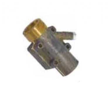 Conexiune pentru robinet gaz M24x1.5, conducta 16/12mm