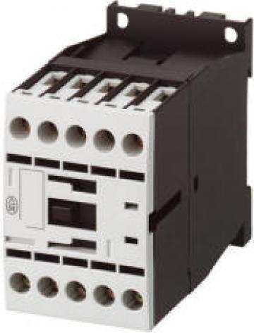 Contactor 3kW/400V, 24V 50/60Hz Eaton DILM7-10 de la Kalva Solutions Srl