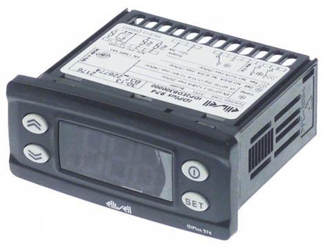 Controller electronic -55 ... +150*C, 12V AC/DC
