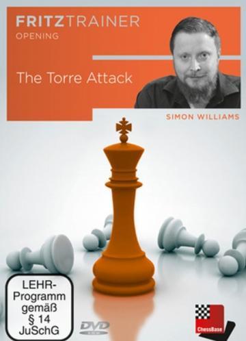 DVD The Torre Attack de la Chess Events Srl