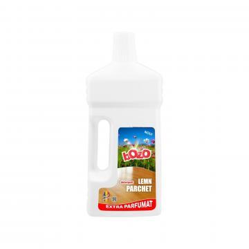 Detergent lemn-parchet extra 1 kg Bozo de la GM Proffequip Srl