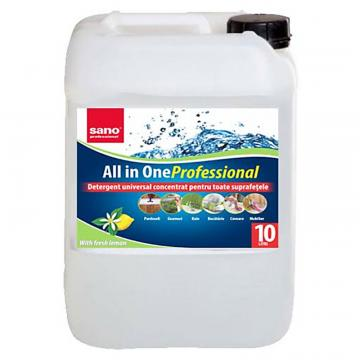 Detergent univeral Sano All in One (10litri)