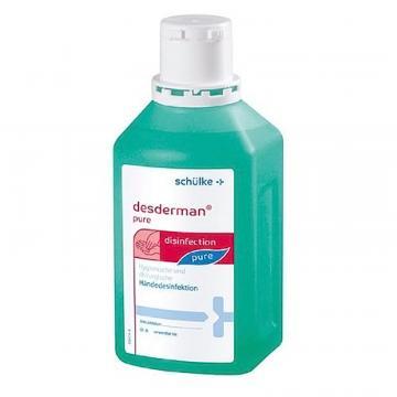 Dezinfectant pentru maini, Desderman Pure Schulke (1 litru)