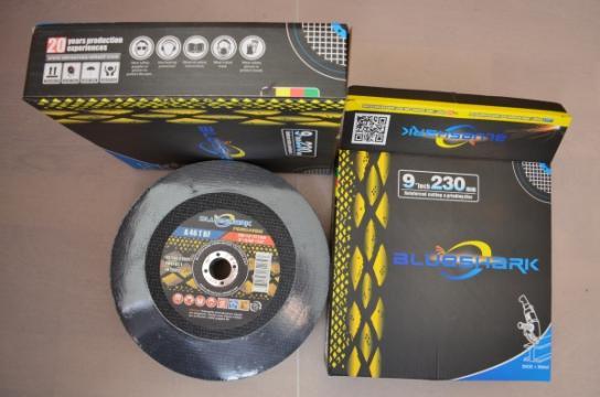Disc debitare 230x1.9x22 Black de la Tehnic Depo Srl
