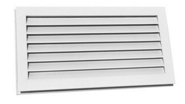 Grila usa Door transfer grid TR 350x100mm