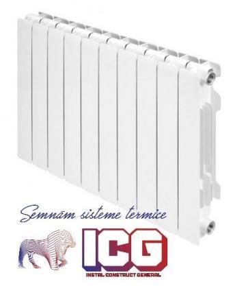 Element aluminiu Nereos HP 700