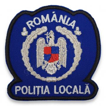 Emblema coifura Politia Locala 3 de la Hyperion Trade