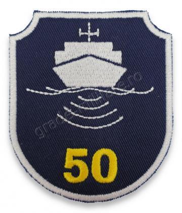 Emblema pentru Divizionul 50 Corvete de la Hyperion Trade