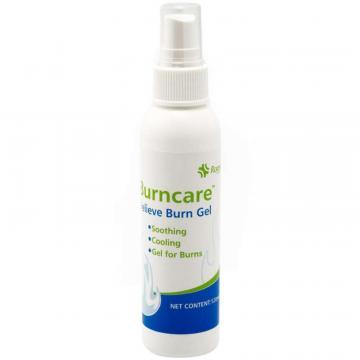 Gel calmant pentru arsuri, hidratant, steril, spray 120 ml de la Sirius Distribution Srl