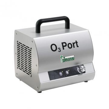 Generator de ozon portabil Sirman de la GM Proffequip Srl