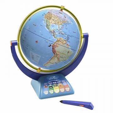 Glob pamantesc interactiv Geosafari de la A&P Collections Online Srl-d