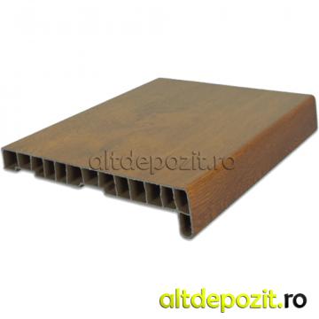 Glaf PVC stejar auriu de la Altdepozit Srl