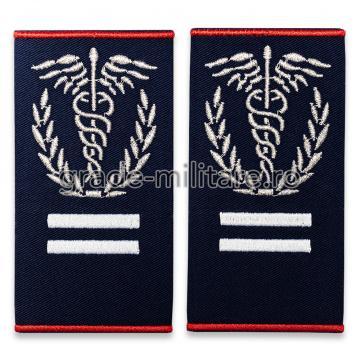 Grade medic sef garda ambulanta de la Hyperion Trade