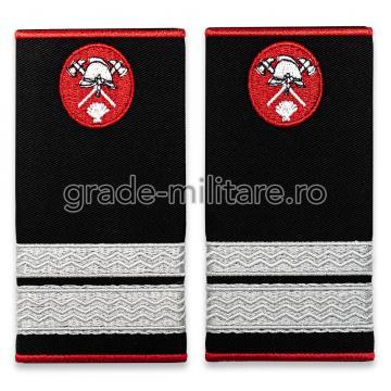 Grade sergent major pompieri IGSU   Grade pompieri de la Hyperion Trade