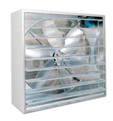 Ventilator axial cu diametru mare HGI-100-T-0.75 de la Ventdepot Srl