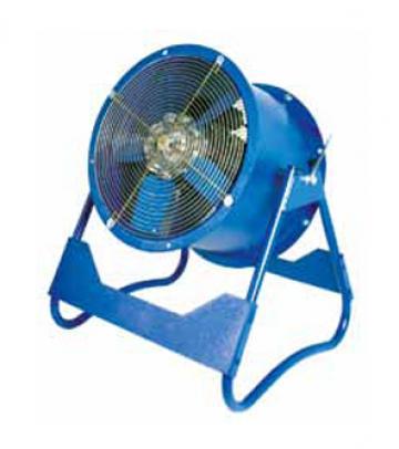 Ventilator axial casetat HI 63 M6 0.37kW