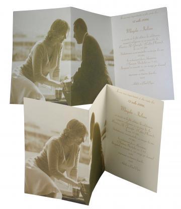 Invitatii de nunta personalizate INVN034 de la Apia Prest Srl