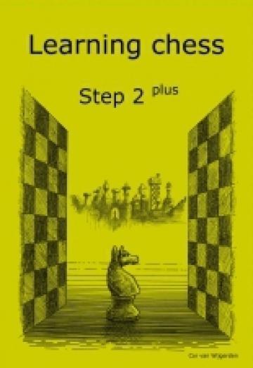 Caiet de exercitii, Step 2 Plus - Workbook / Pasul 2 plus de la Chess Events Srl